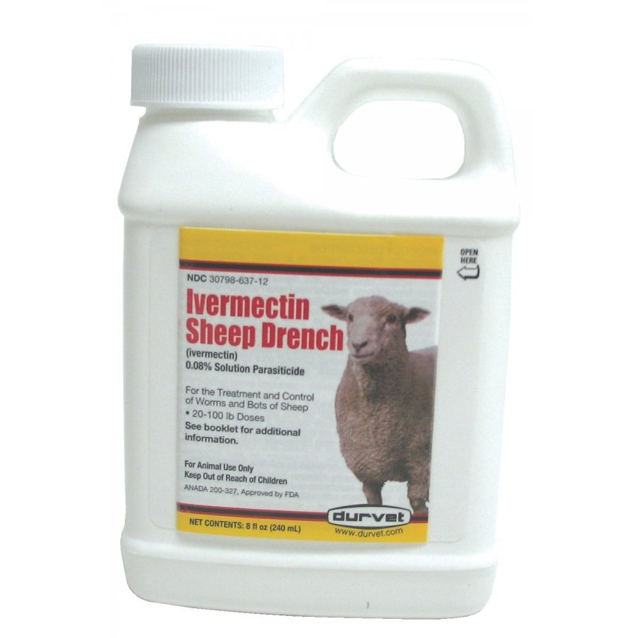 Ivermectin Sheep Drench 8 oz. Best Price