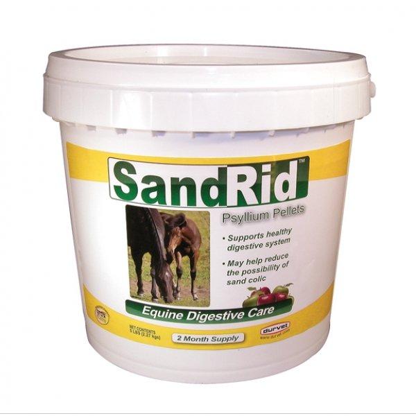 Sandrid Psyllium Pellets / Size (5 lbs) Best Price