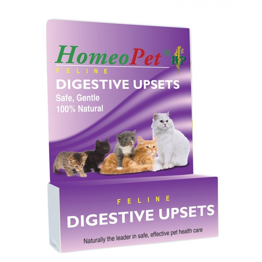 Homeopet Digestive Upset Feline Remedy 15 Ml.