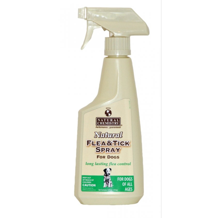 Natural Flea Tick Spray For Dogs 24 Oz