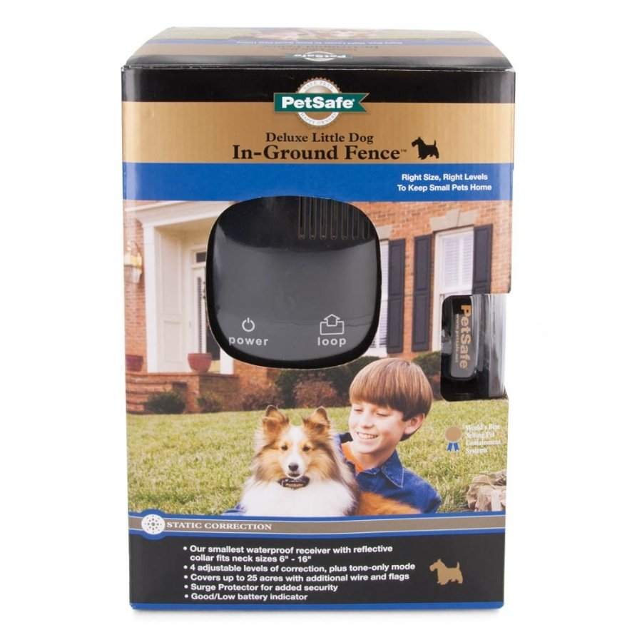 Comfort Fit Deluxe Little Dog In Ground Fence System