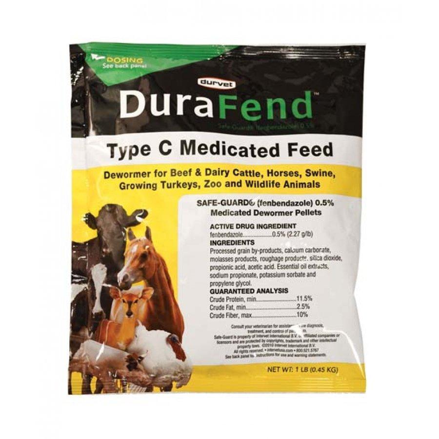 Durafend Dewormer for Livestock - 1 lbs. Best Price