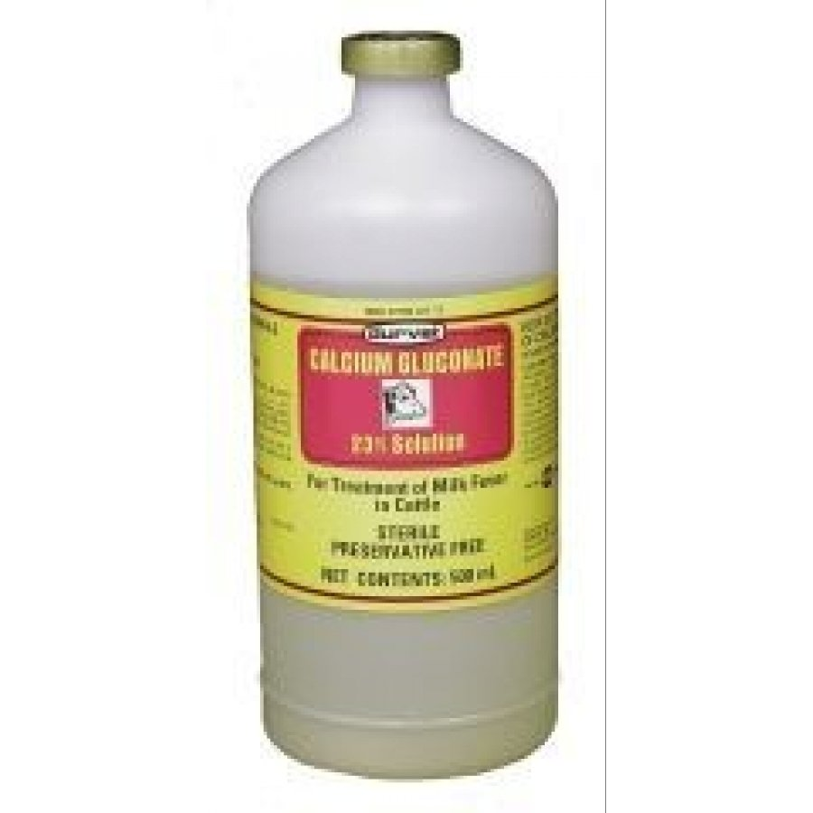 Calcium Gluconate 23% - 500 ml Best Price
