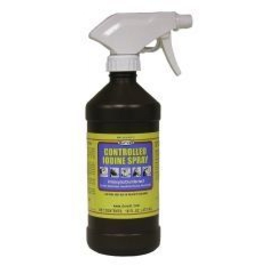 Controlled Iodine Spray - Pint Best Price
