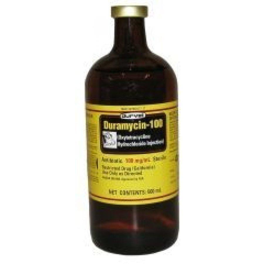 Duramycin 100 Injection for Cattle - 500 ml Best Price