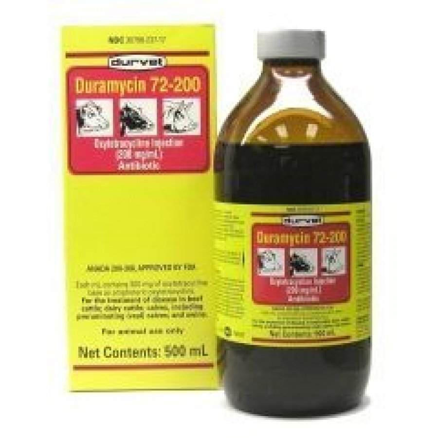Duramycin 72-200 - 500 ml Best Price