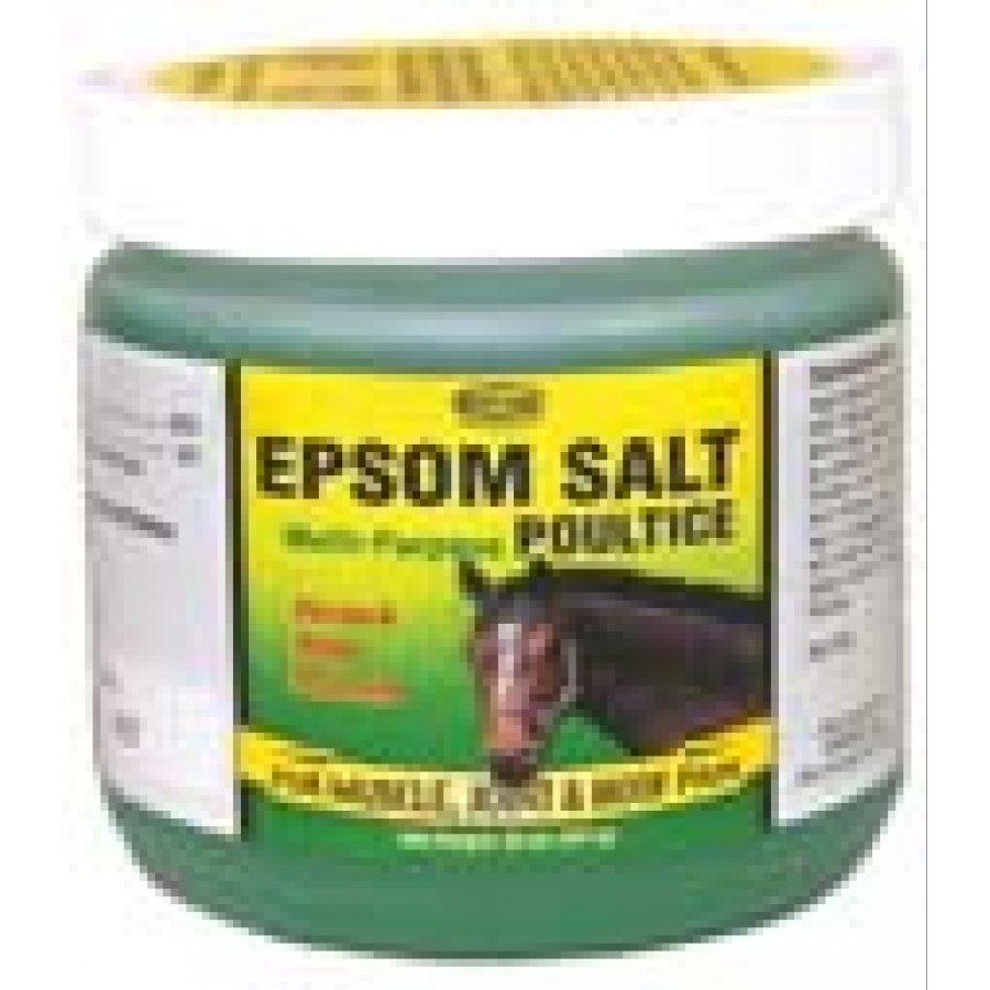 Epsom salt equine poultice durvet gregrobert for Epsom salt for fish