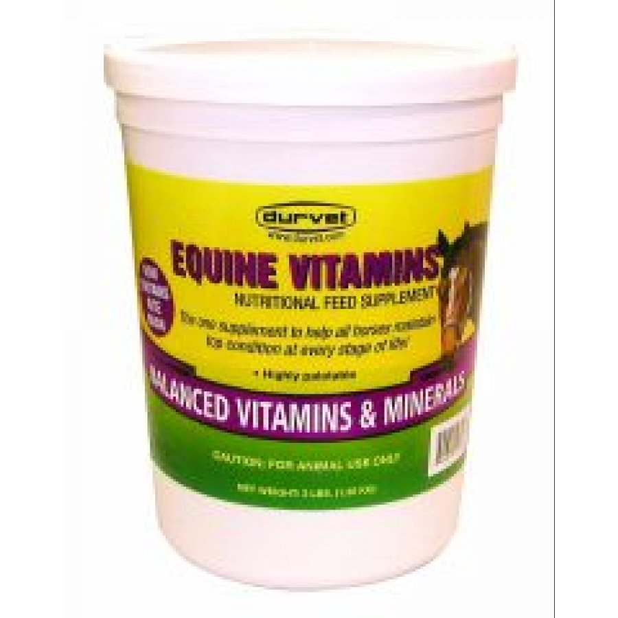 Equine Vitamins - 3 lbs. Best Price