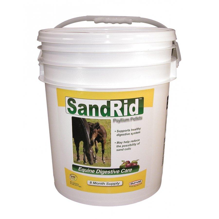 Sandrid Psyllium Pellets / Size (20 lbs) Best Price