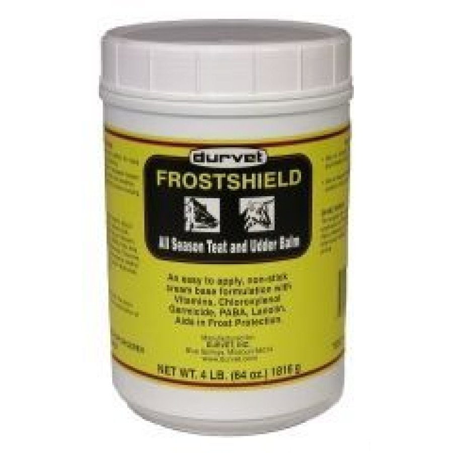 Frostshield Udder Balm 4 lb Best Price