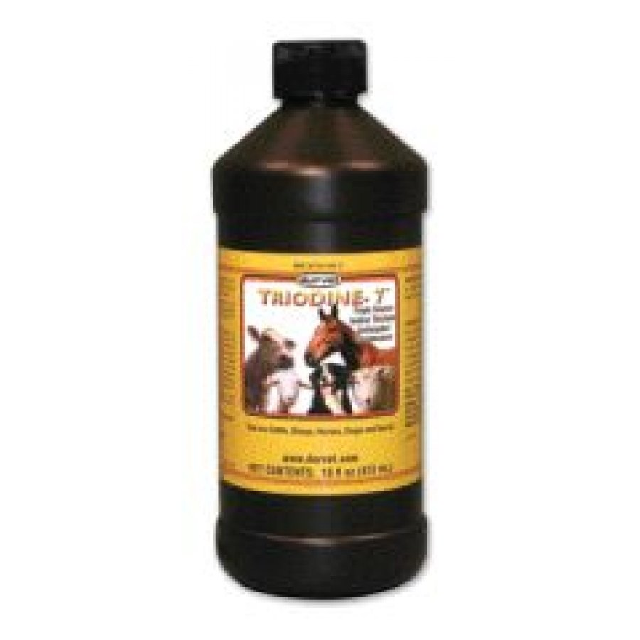 Triodine-7 Animal Disinfectant - 16 oz. Best Price