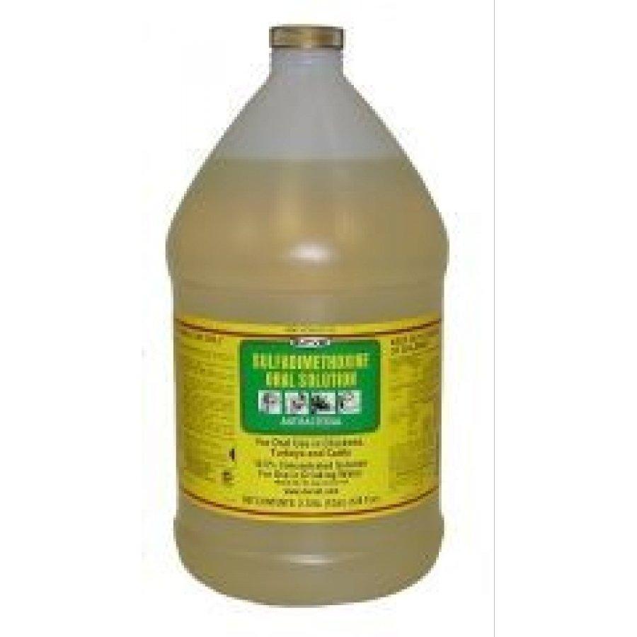 Sulfadimethoxine 12.5% - Gallon Best Price