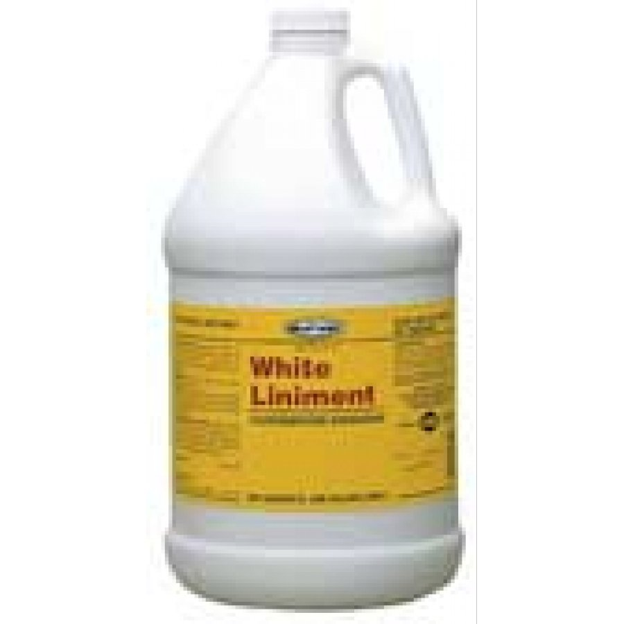 White Liniment - Gallon Best Price