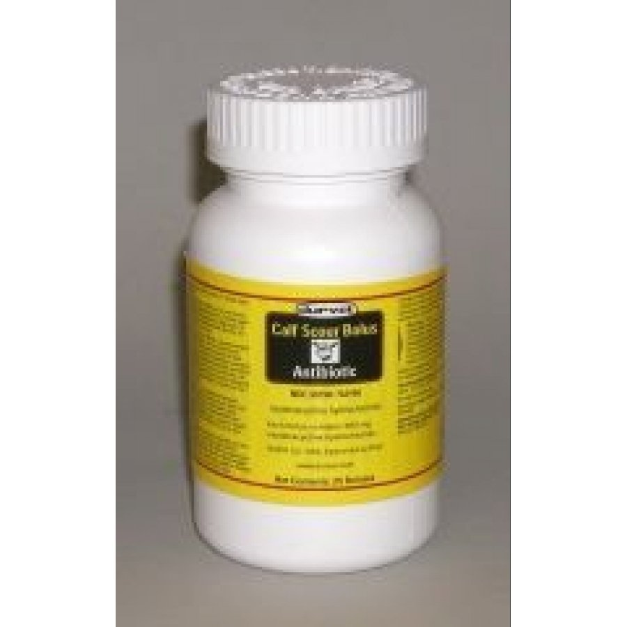 Calf Scour Bolus - 25 ct / 500 mg Best Price
