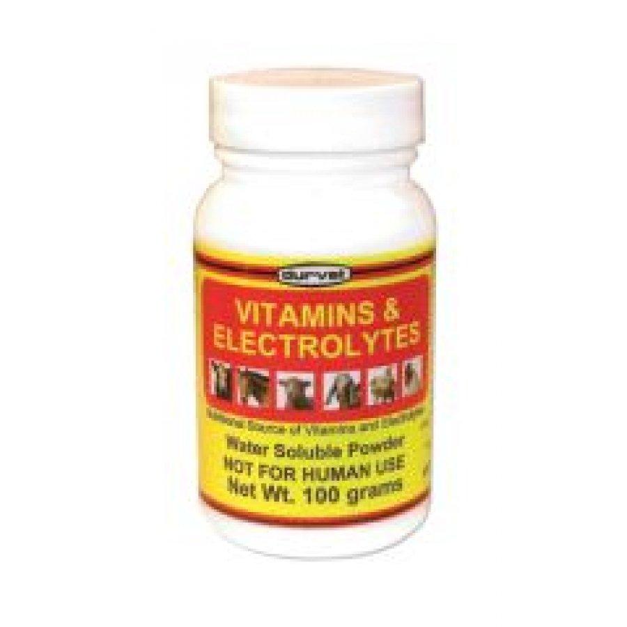 Vitamins and Electrolytes for Livestock - 100 gram Best Price