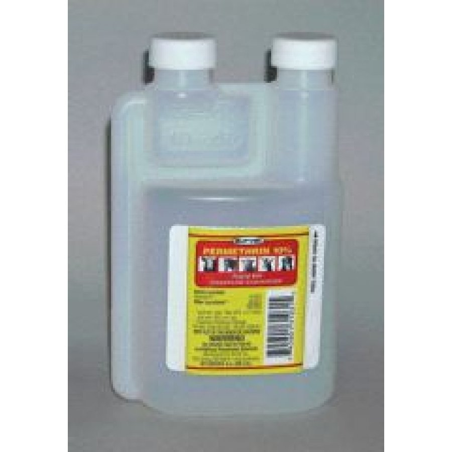Permethrin 10% EC- 8 oz. for Dogs and Livestock Best Price