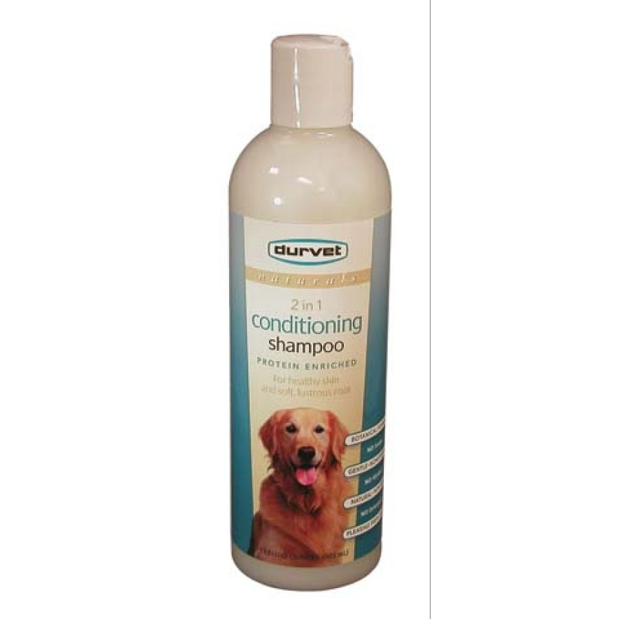 Naturals 2 In 1 Pet Conditioning Shampoo 17 Oz.