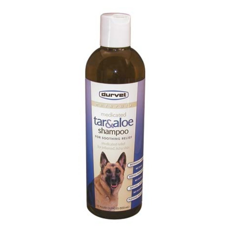 Naturals Tar And Aloe Pet Shampoo 17 Oz.