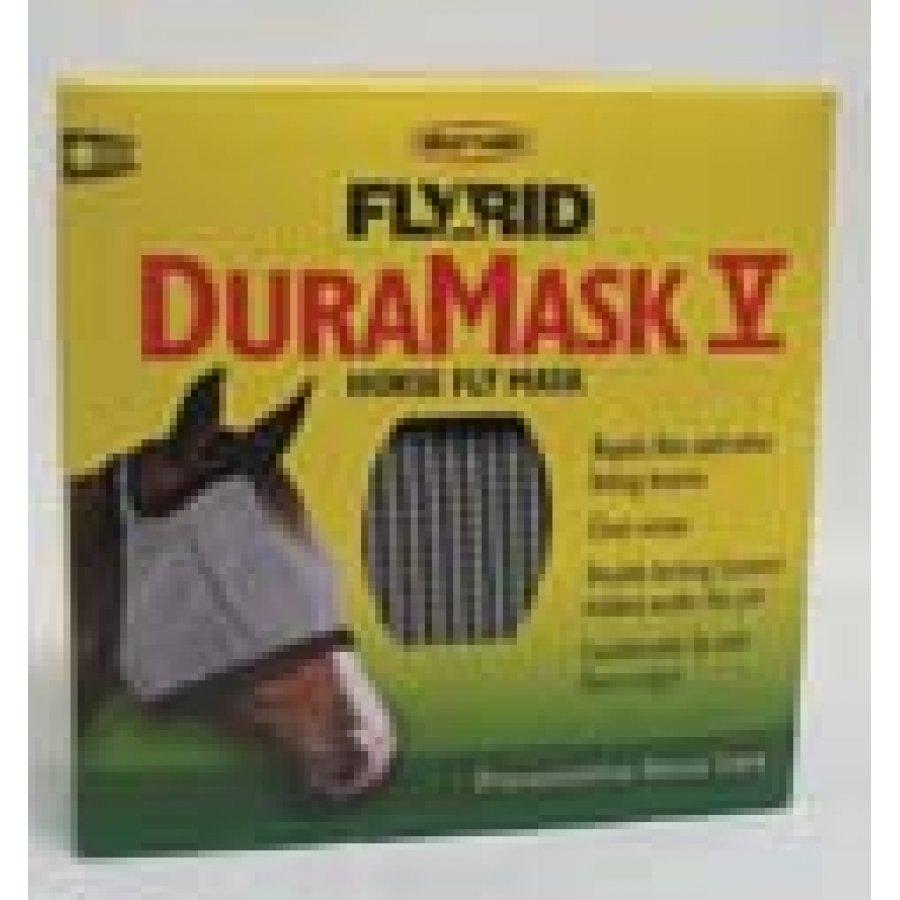 FlyRid DuraMask V Horse Fly Mask / Size (Foal/Pony) Best Price