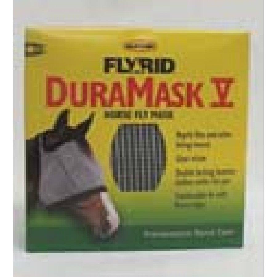 FlyRid DuraMask V Horse Fly Mask / Size (XXL) Best Price