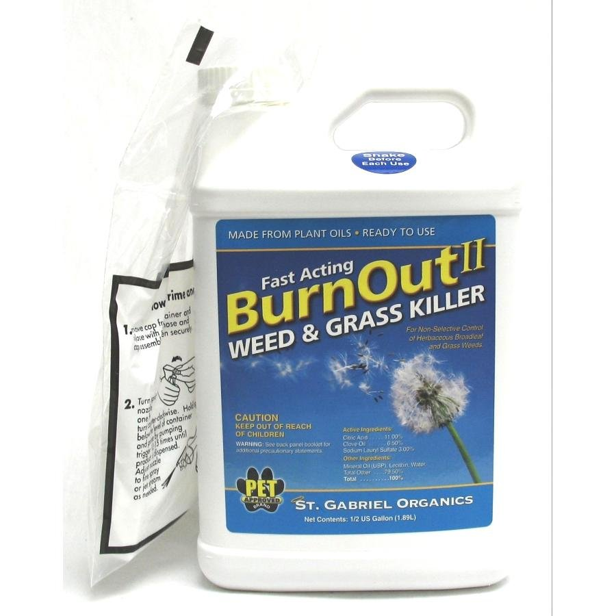 Burnout Weed and Grass Killer RTU 128 oz. Best Price