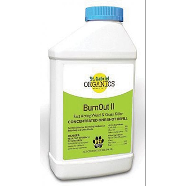 Burnout Weed and Grass Killer Refill - 32 oz. Best Price