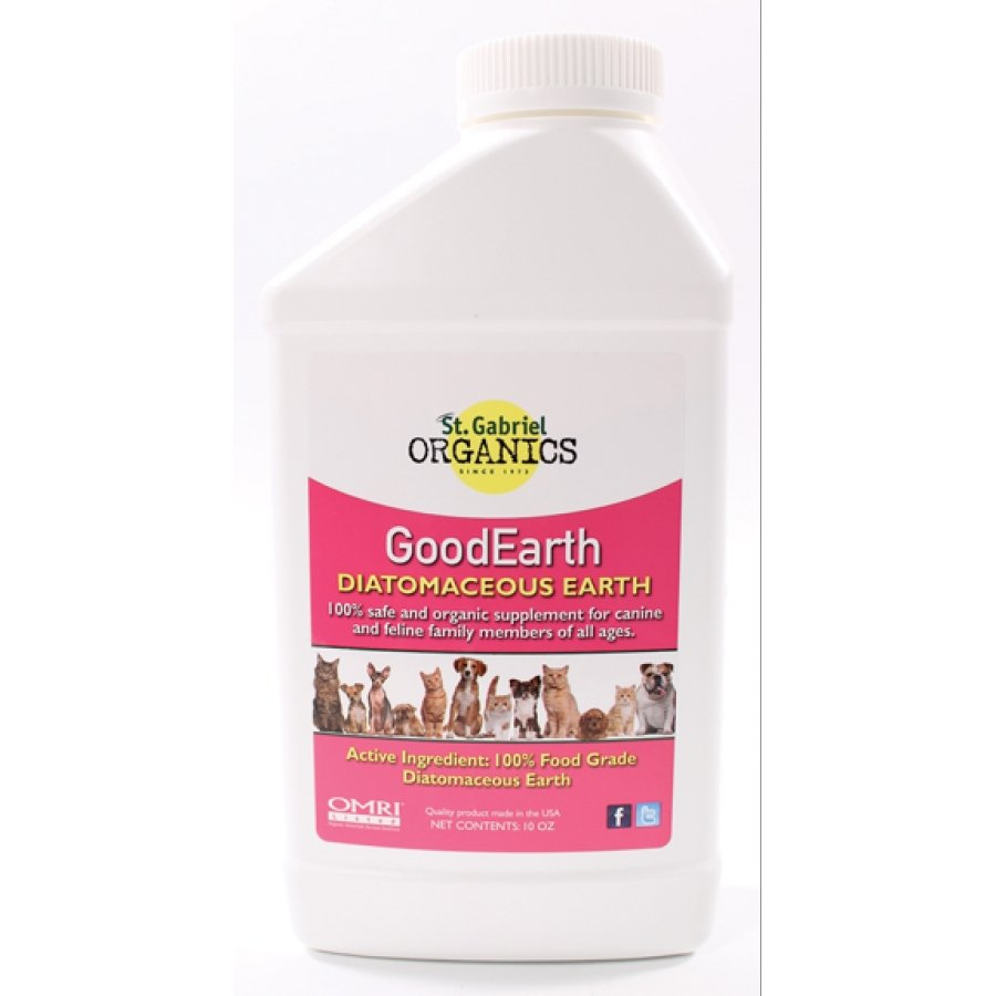 Goodearth Diatomaceous Earth Pet Supplement - 10 oz Best Price