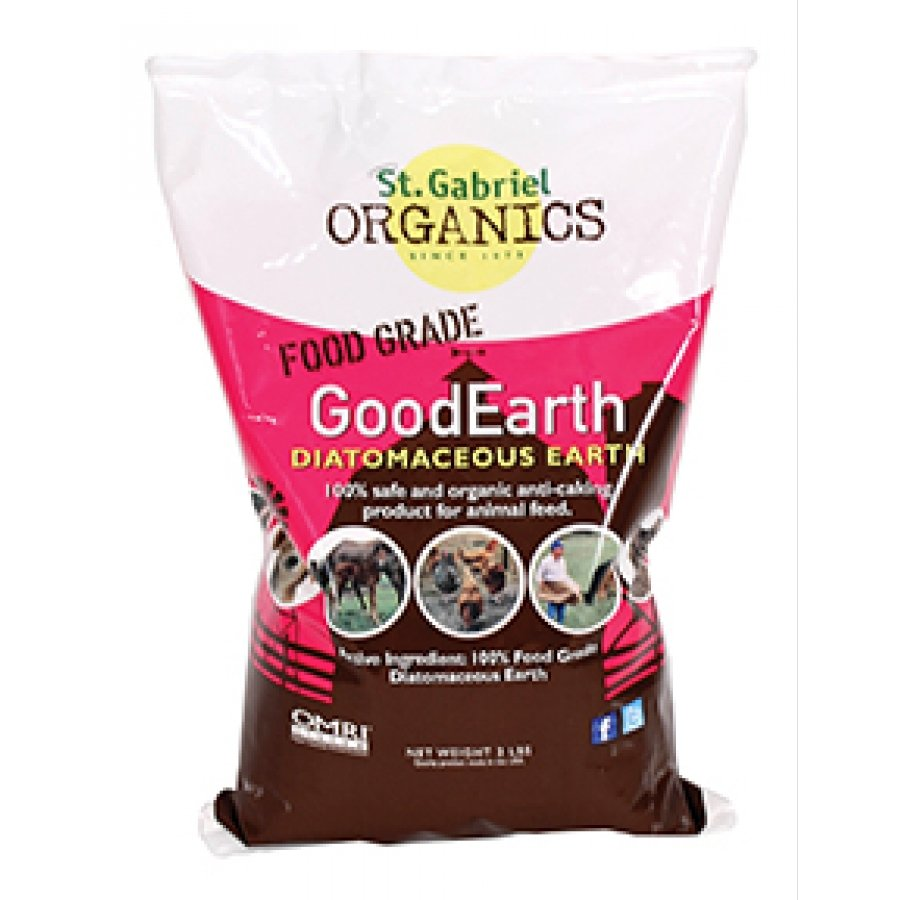 Goodearth Diatomaceous Earth Pet Food - 2 lb. Best Price