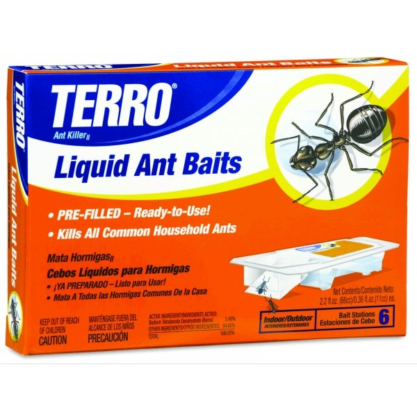 TERRO Ant Killer II Liquid Ant Baits - 2.2 oz. Best Price