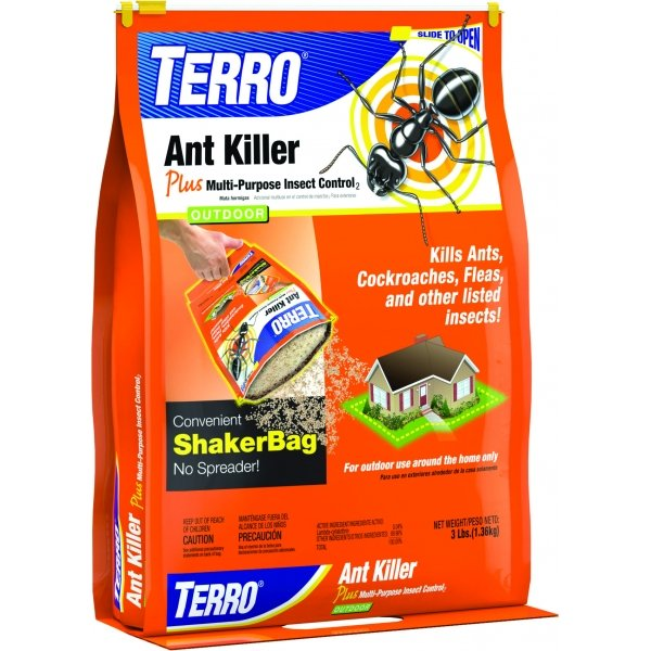 TERRO Outdoor Ant Killer  - 3 lb. Best Price