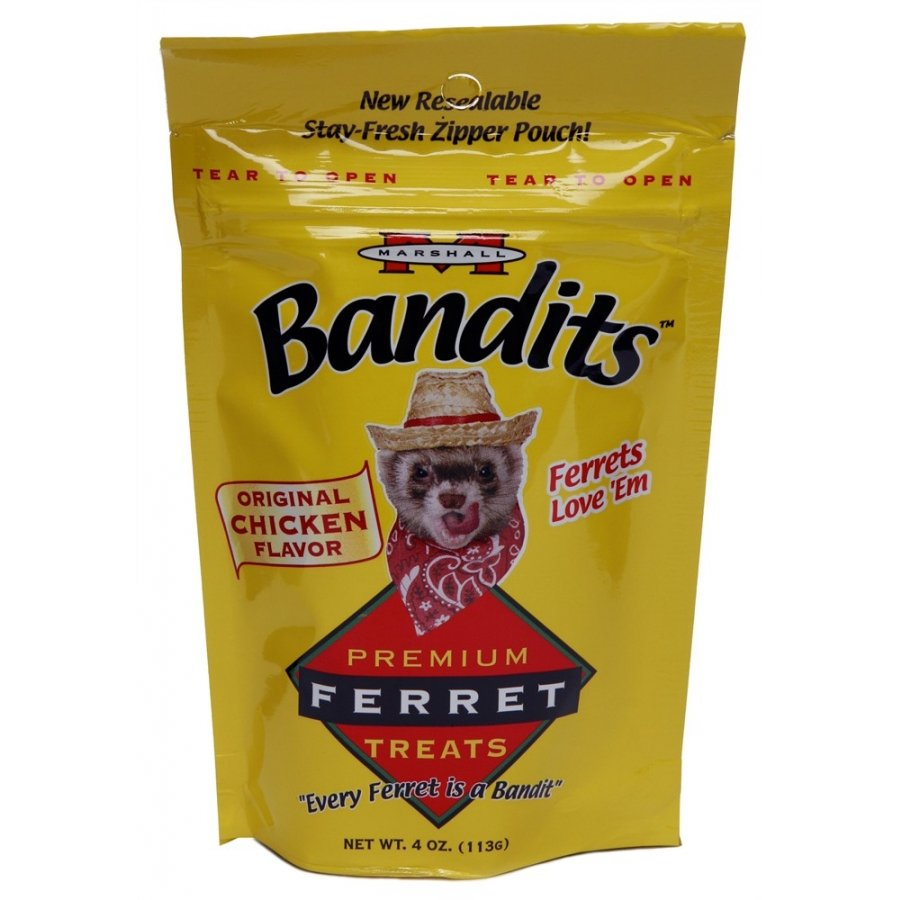 Bandits Ferret Treats / Flavor Chicken