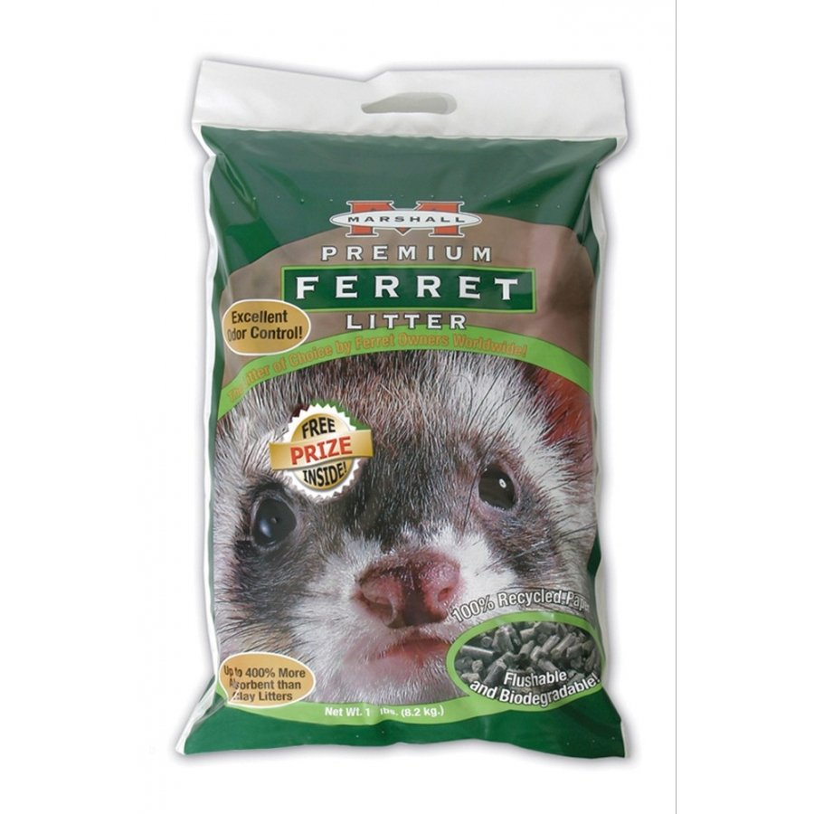 Marshall Ferret Litter 10 Lbs
