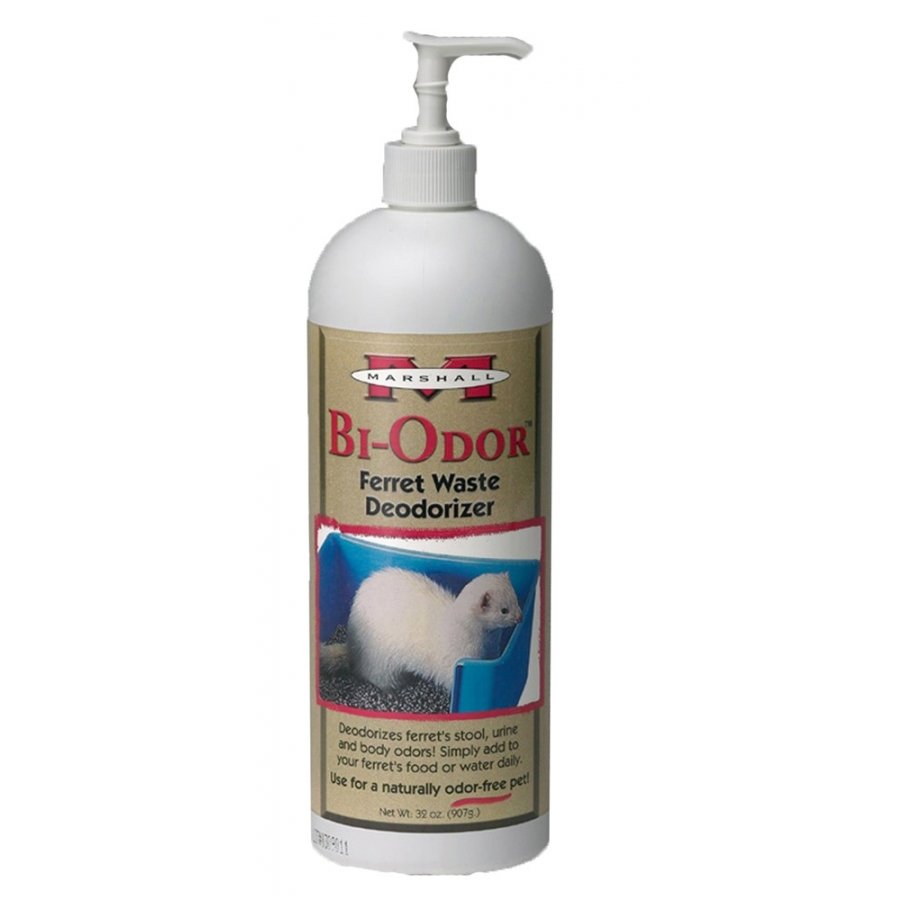Goodbye Odor Ferret Waste Urine Deodorizer / Size 32 Oz.
