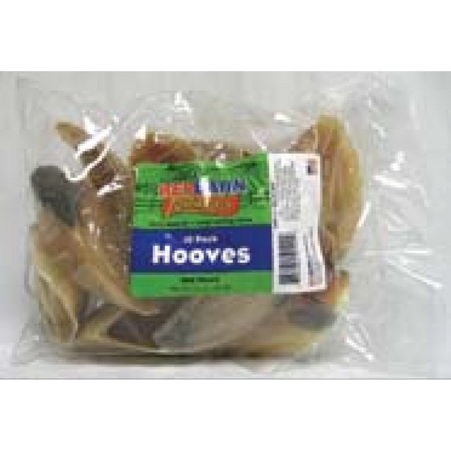 Natural Beef Hooves For Dogs 10 Pk.