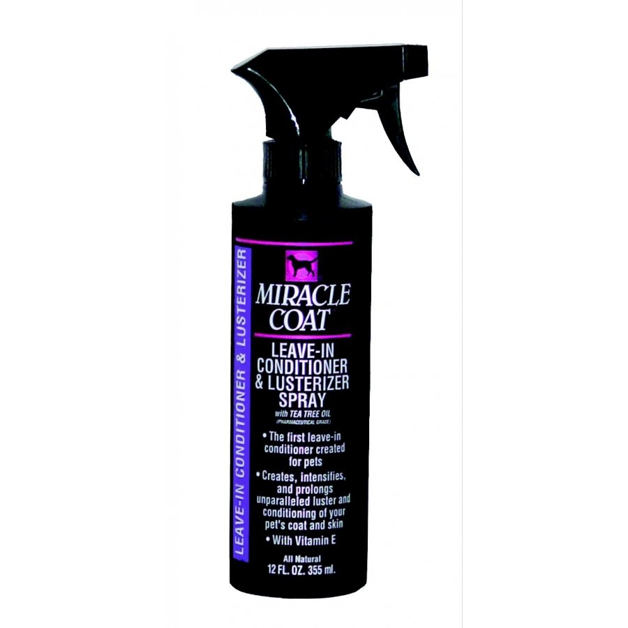 Miracle Coat Leave In Conditioner For Dogs 12 Oz.