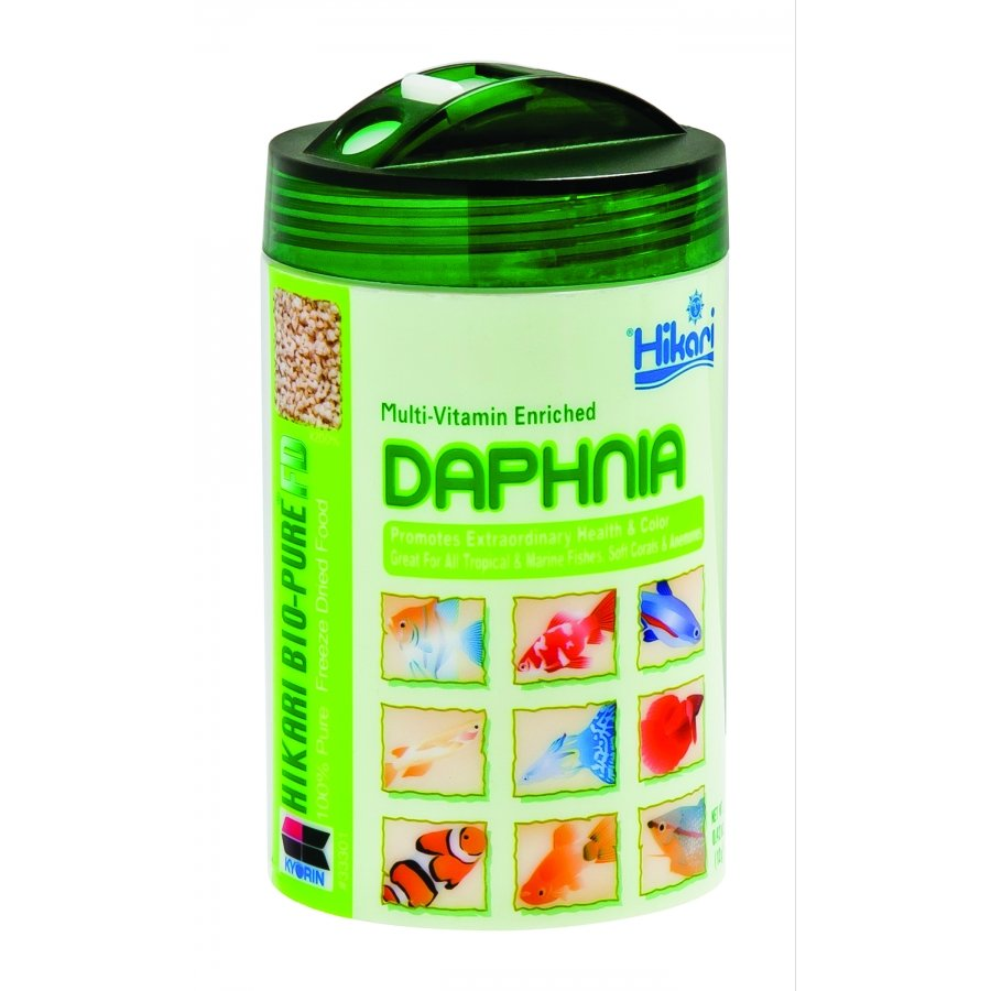 BIO-PURE FD Daphnia Freeze Dried Fish Food - 0.42 oz. Best Price