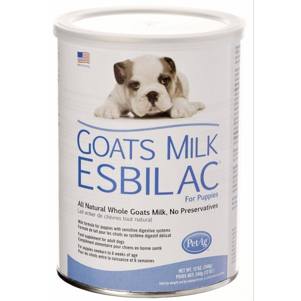 Goats Milk Esbilac Powder 12oz