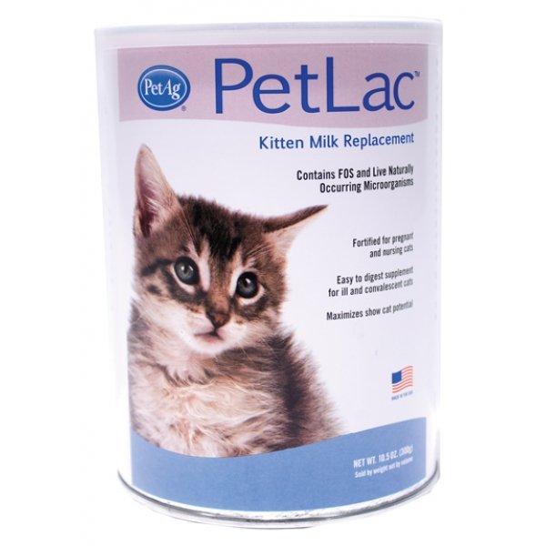 Petlac Kitten Milk Replacement Powder 10.5 Oz.