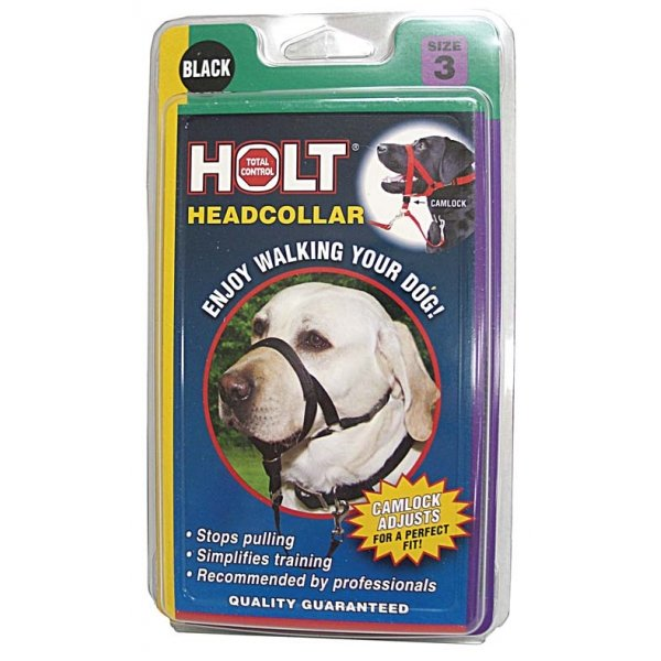 Holt Head Collar For Dogs / Size 3