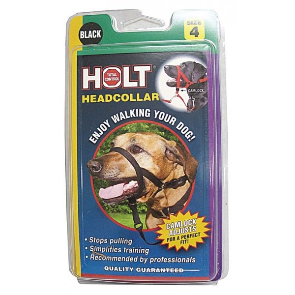 Holt Head Collar For Dogs / Size 4