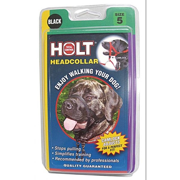 Holt Head Collar For Dogs / Size 5
