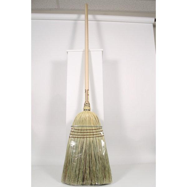 Corn/Rattan Horse Barn Broom Best Price