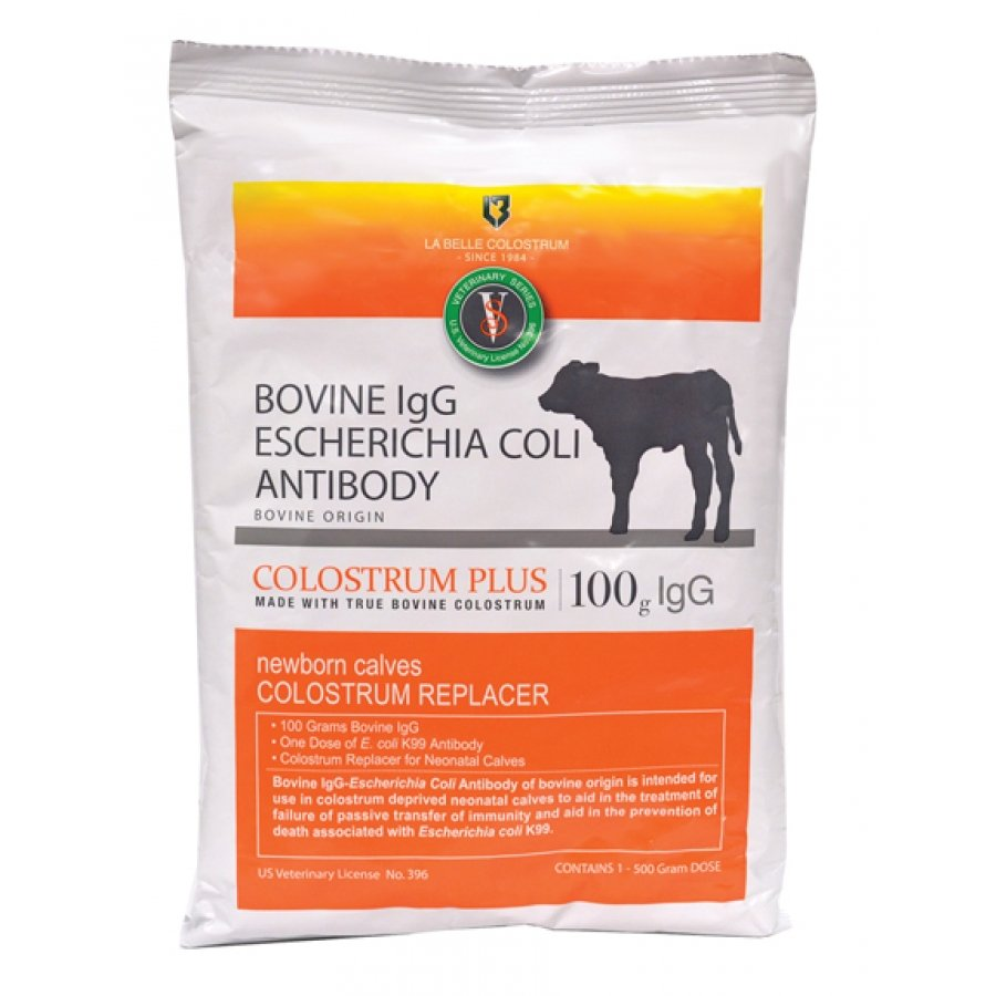 Colostrum Plus for Bovine - 100 G/Dose Best Price