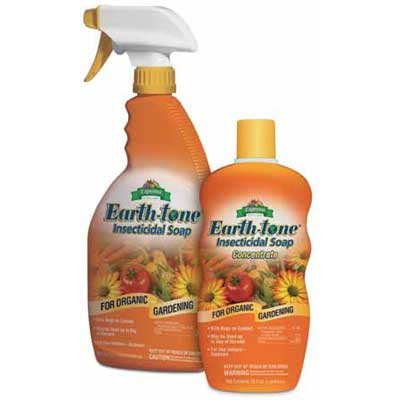 Earth-tone Insecticidal Soap for Gardens / Size (16 oz. cont.) Best Price