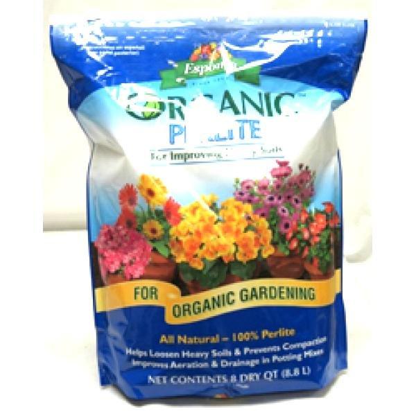 Organic Perlite - 8 qt. Best Price