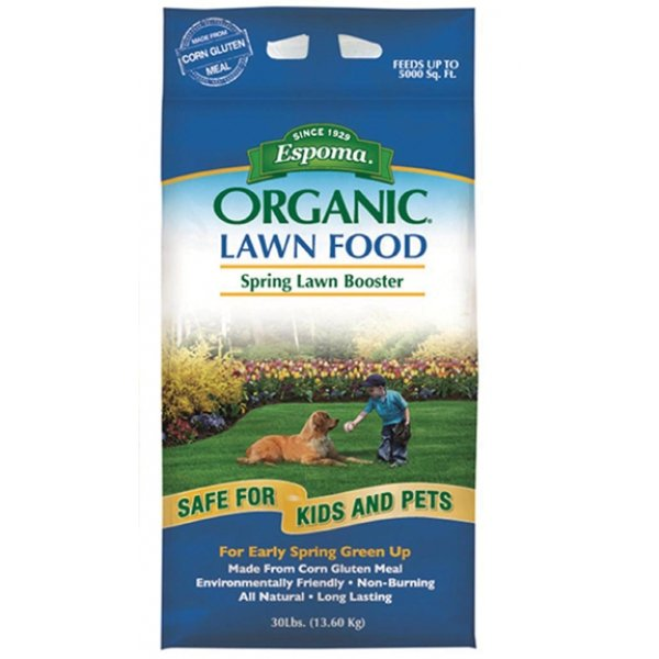 Organic Lawn Booster - 30 lb. Best Price