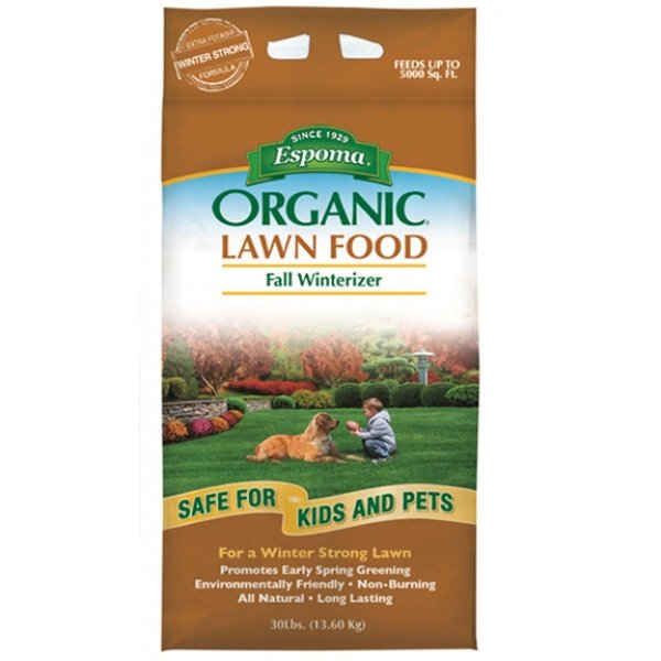Organic Fall Winterizer - 30lb. Best Price