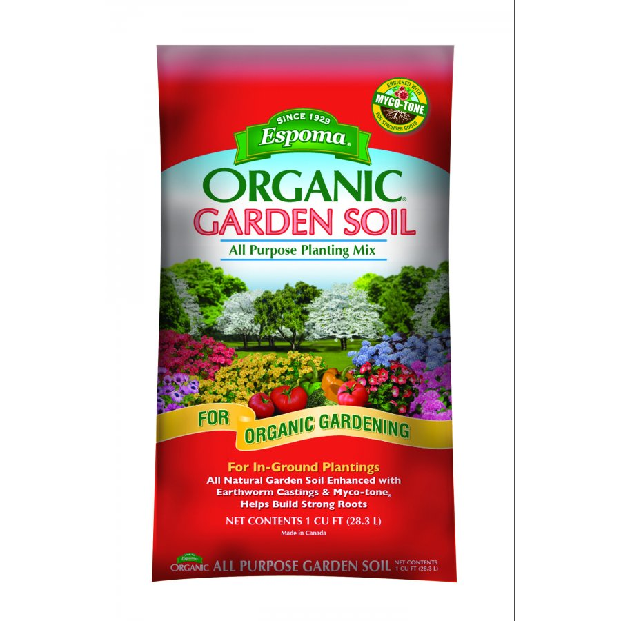 Organic garden soil all purpose planting mix landscape for Garden soil mix