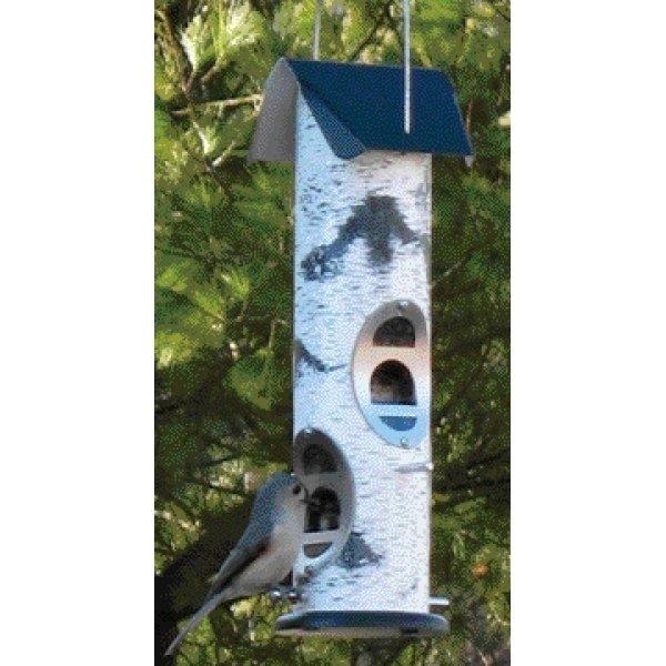Birch Log Feeders By Vari Craft Wild Bird Supplies