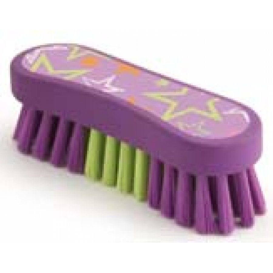 Luckystar Horse Face Grooming Brush / Color (Purple) Best Price